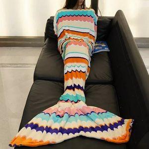 Mermaid Blanket 💝